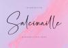 Salcinaille Font