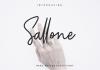 Sallone Font
