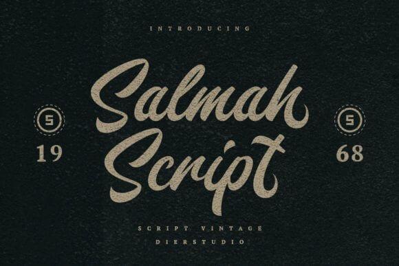 Salmah Font