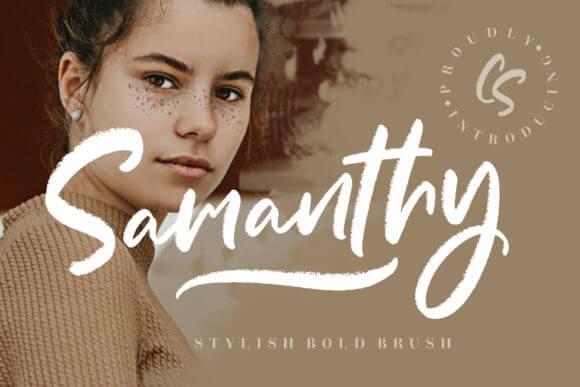 Samanthy Font