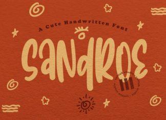 Sandroe Font