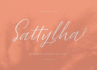 Sattylha Font