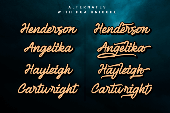 Shallow Thoughts Font