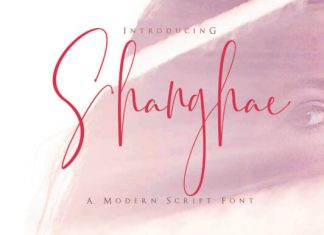 Shanghae Font