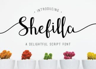 Shefilla Font