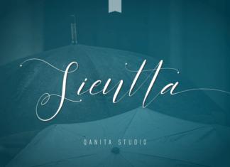 Sientta Font
