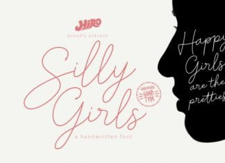 Silly Girls Font