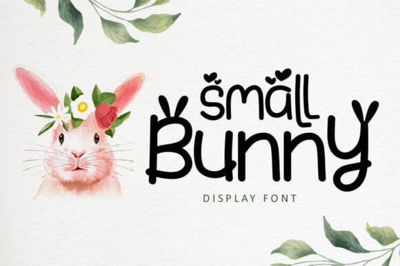 Small Bunny Font