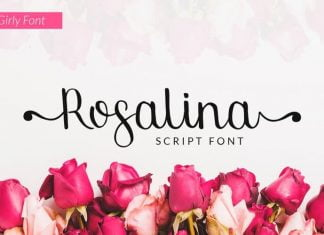 Smally Rose Font