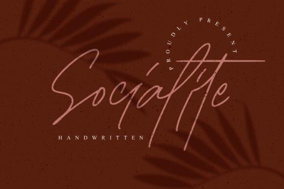Socialite Font