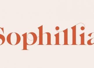 Sophillia Font
