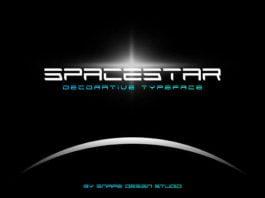 Spacestar Font