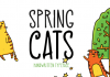 Spring Cats Font