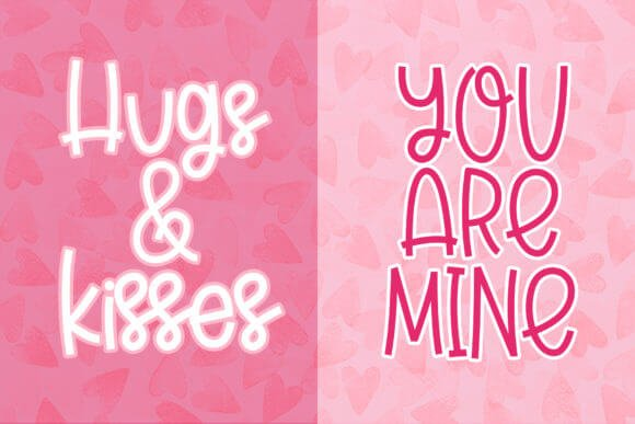 Spring Wishes Font