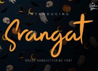 Srangat Font