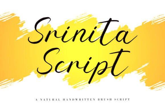 Srinita Font