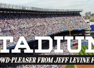 Stadium JNL Font