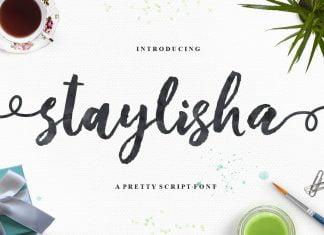 Staylisha Font