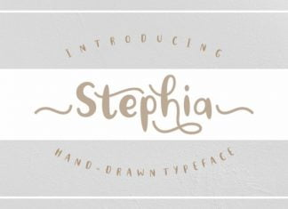 Stephia Font