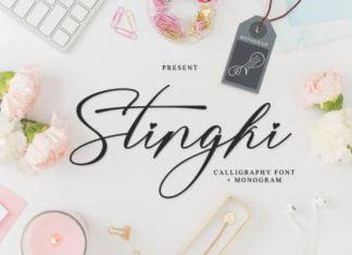 Stingki Font