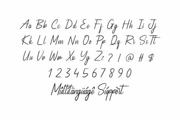 Stockton Font