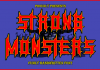 Strong Monsters Font