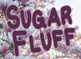 Sugar Fluff Font