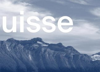 Suisse Full Family Collections Font