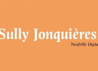 Sully Jonquieres Font