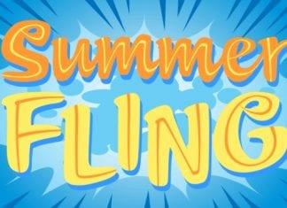 Summer Fling Font Pairs