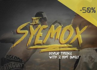 Syemox Font