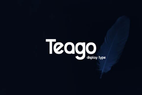 Teago Font