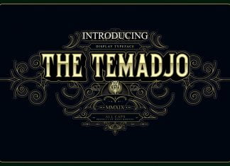 Temajdo Font