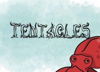 Tentacles Font