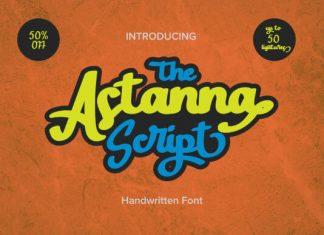 The Astanna Script