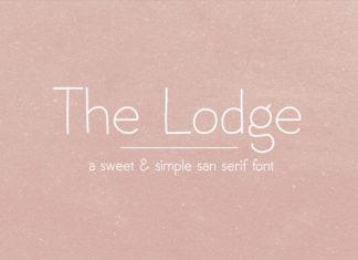The Lodge Font