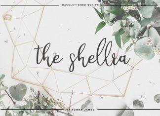 The Shellra Font