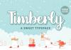 Timberly Font