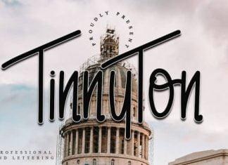 TinnyTon Font