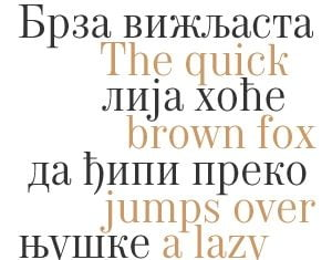 Tipometar Projekt – Neoplanta BG Font