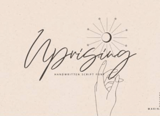 Uprising Font
