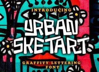 Urban Sketart Font