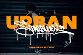 Urban Starblues - Duo Font