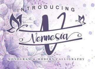 Vennesia Font
