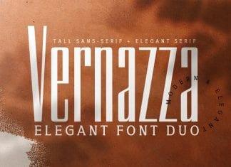 Vernazza Luxury Font