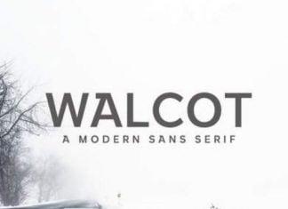 Walcot Font