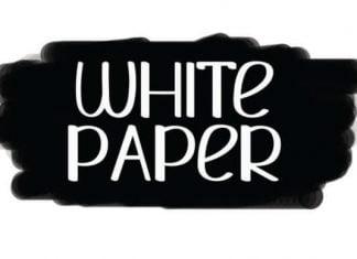 White Paper Font