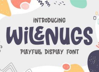 Wilenugs Font