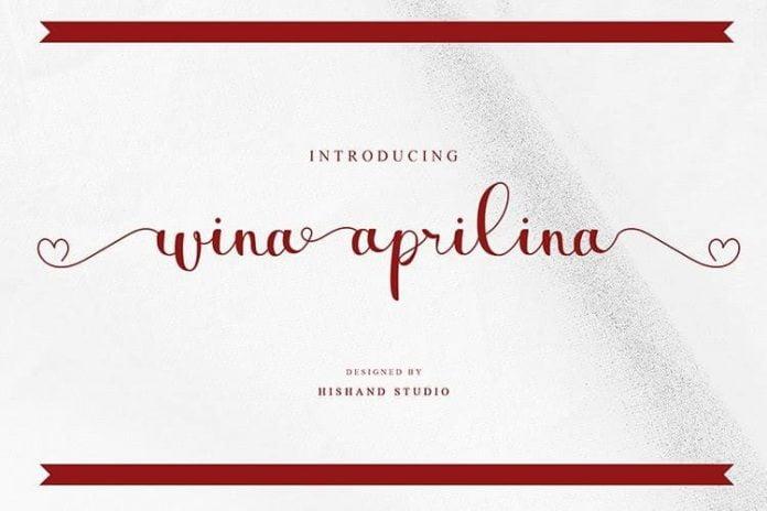 Wina Aprilina Font