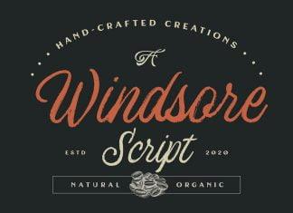Windsore Script